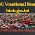 SSC Vocational Result 2018 bteb.gov.bd