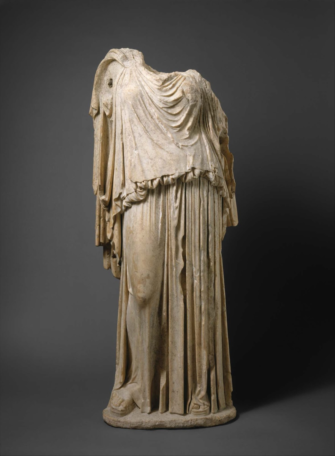 Spencer Alley: Roman marble sculpture at the Metropolitan ...