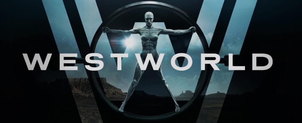 Westworld Title Card Poster Banner