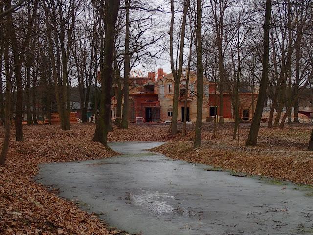 Przydworkowy park - Żytno