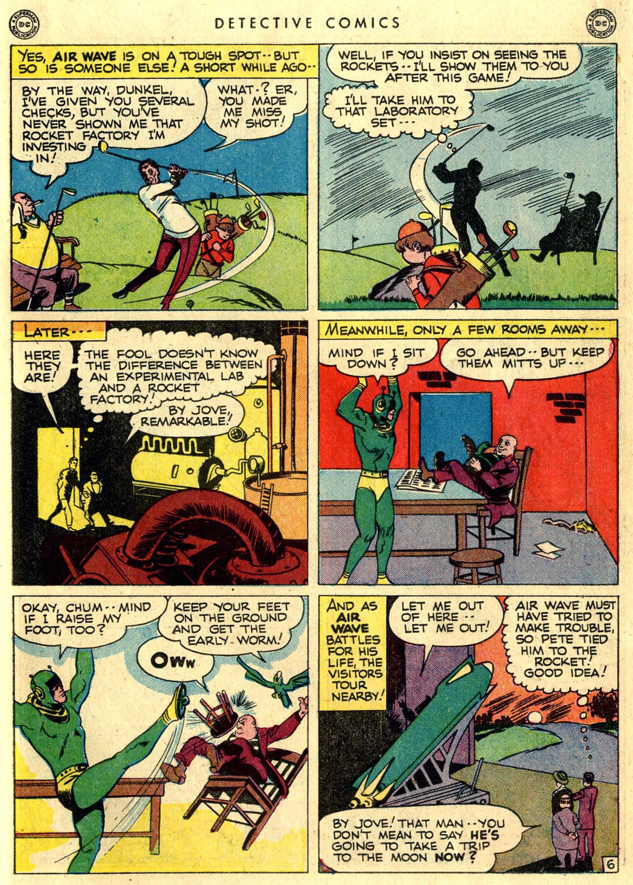 Read online Detective Comics (1937) comic -  Issue #118 - 33