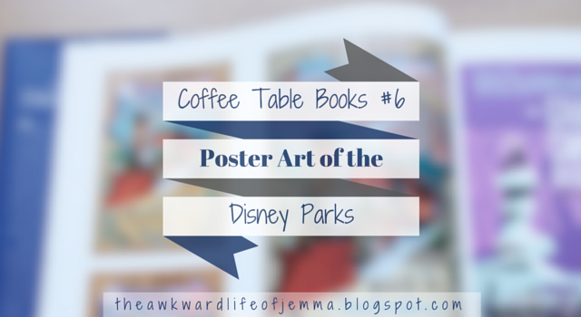 Poster Art of the Disney Parks title image