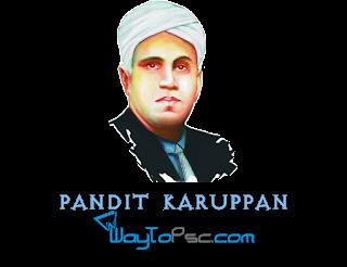 Pandit Karuppan