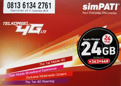 4 Paket Internet 4G LTE Telkomsel Murah Promo Agustus 2017