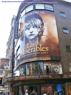 Musicales en Charing Cross Road