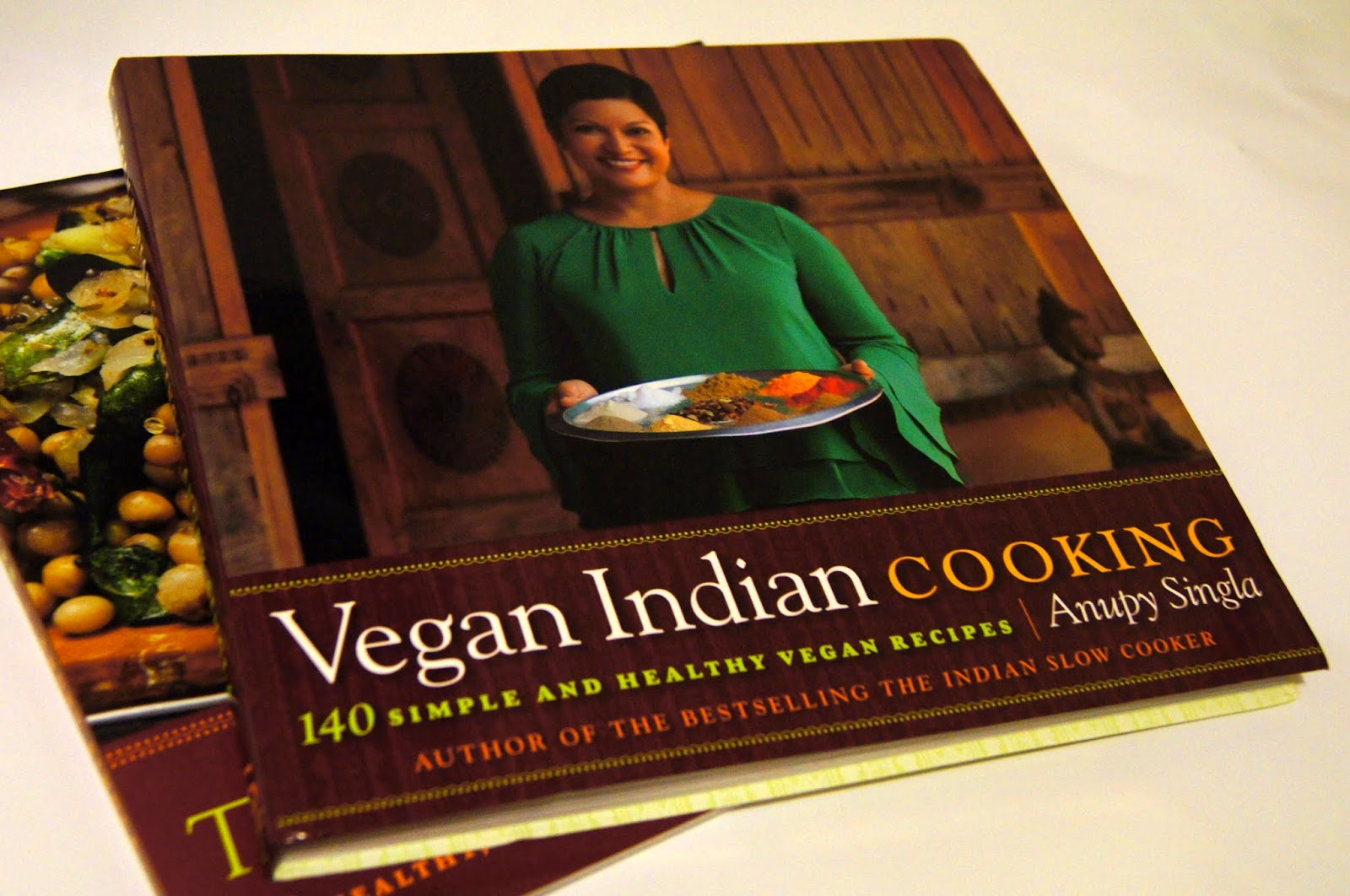 Indian Cooking Recipes Book