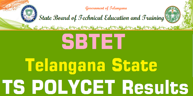 TS Polycet Results,rank cards,Telangana Polycet