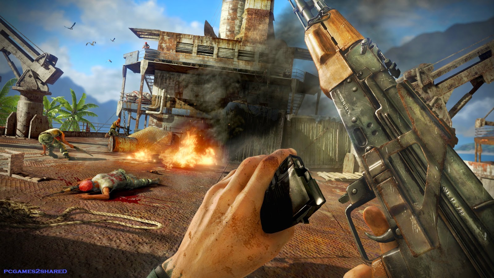 FAR CRY 2 FOR PC | PC Games 2 Shared