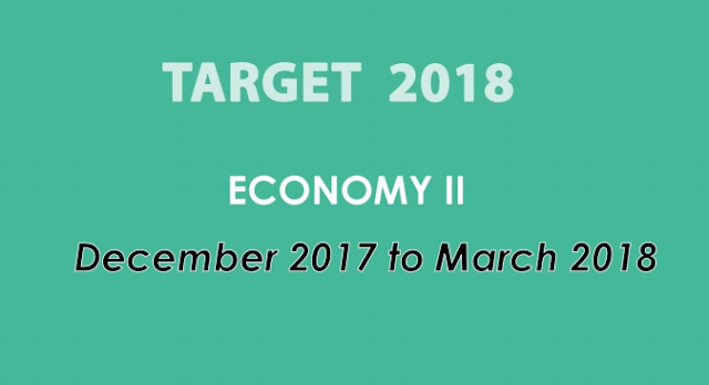 ECONOMY II December 2017 to March 2018 PDF Download