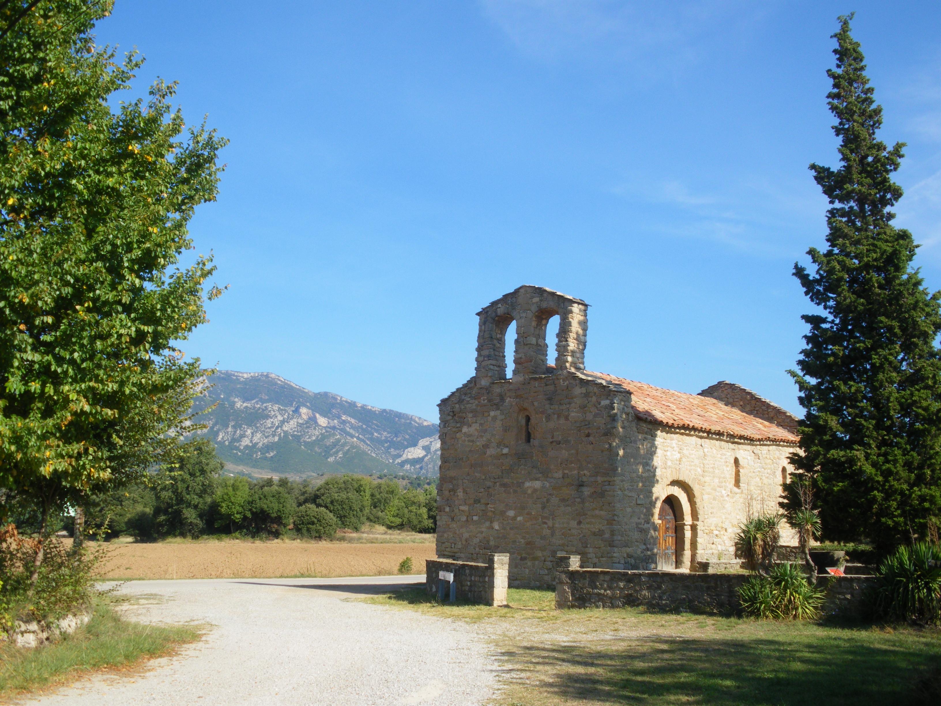 Ruta del romànic al Berguedà