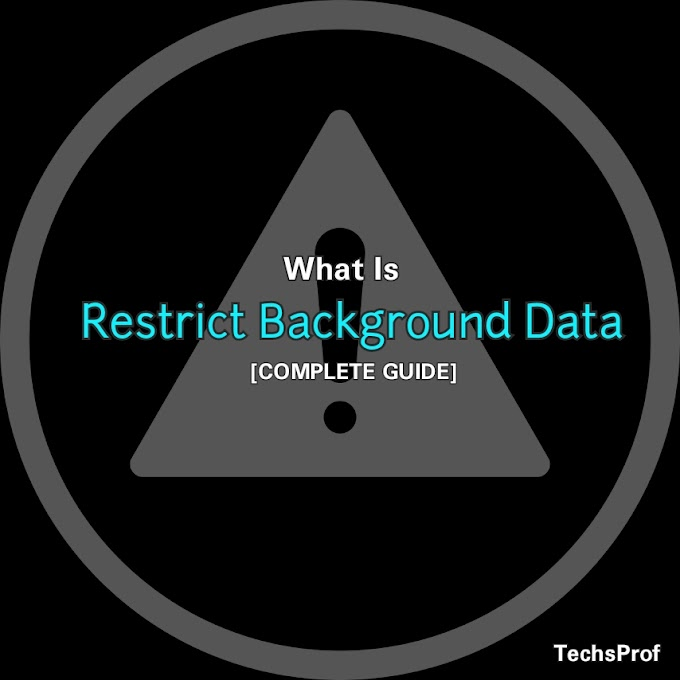 [Complete Study] What Is 'Restrict App Background Data' Used For?