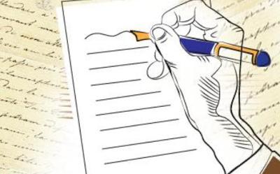 Surat Pribadi : Pengertian, Ciri, Bagian - Bagian Beserta Contohnya