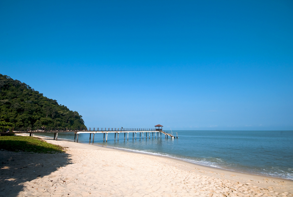 Cute Travel Pantai Kerachut Penang