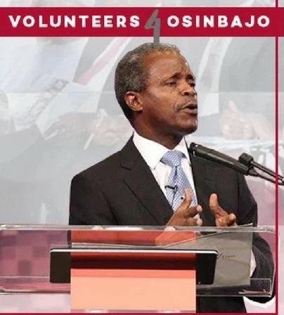Osinbajo Volunteers