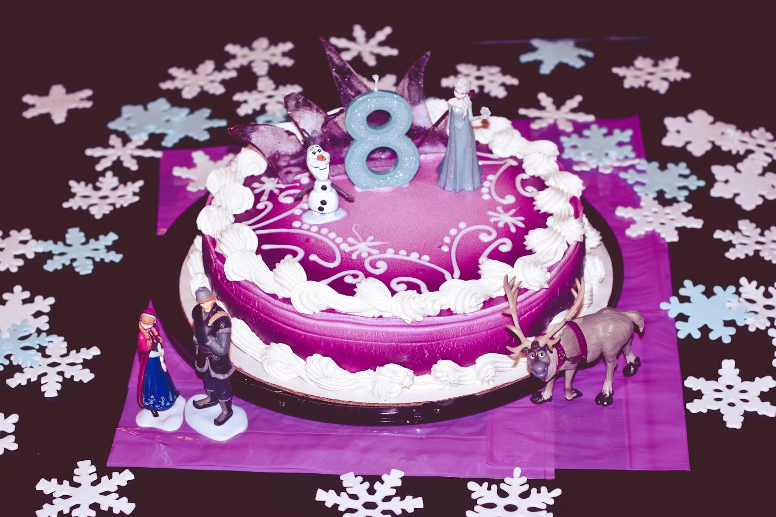 "Extraordinareality: ""Frozen"" Birthday Party"