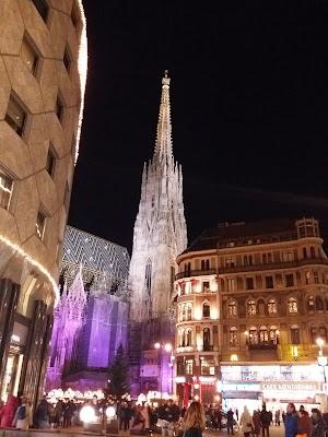 Bécs Stephanskirche