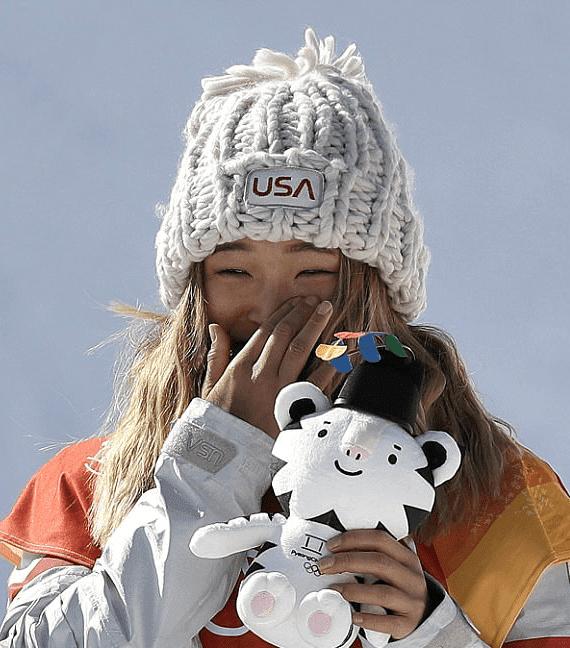 Haute Kippy Olympic Snowboarding Hat