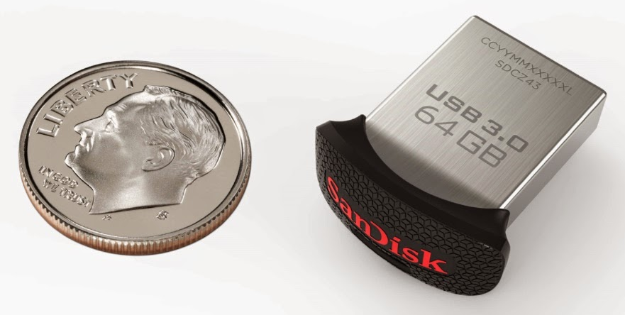 SanDisk Launched Ultra Fit USB 3.0 Flash Drive, Offers Exceptionally High Performance and File Storage Space