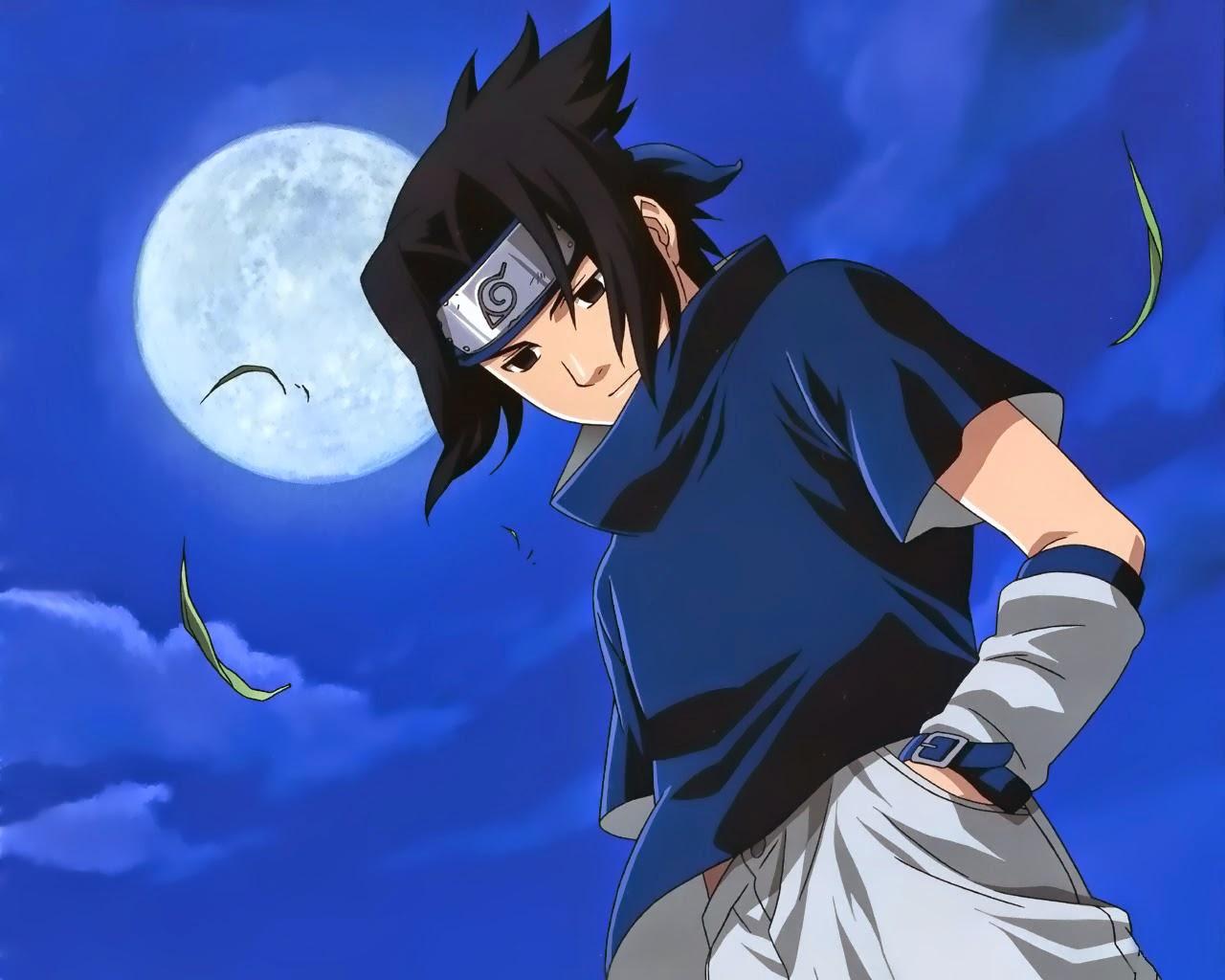 200 Wallpaper Animasi Sasuke  Terbaru