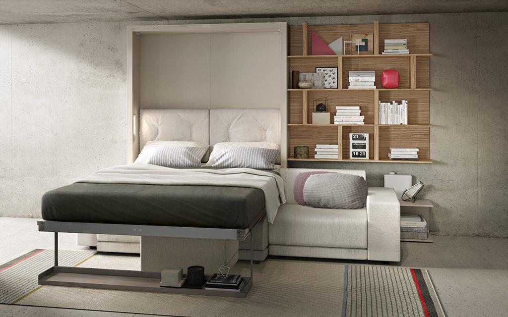 Casas modulares y prefabricadas de dise o la soluci n Mobiliario para espacios reducidos