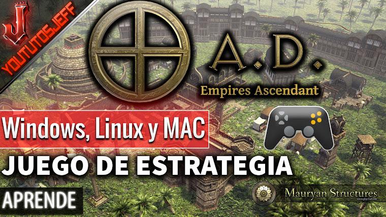 Como Descargar 0 A.D Full Español para Windows, Linux y Mac - Impactante juego de Estrategia