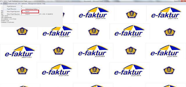 Backup Database E Faktur