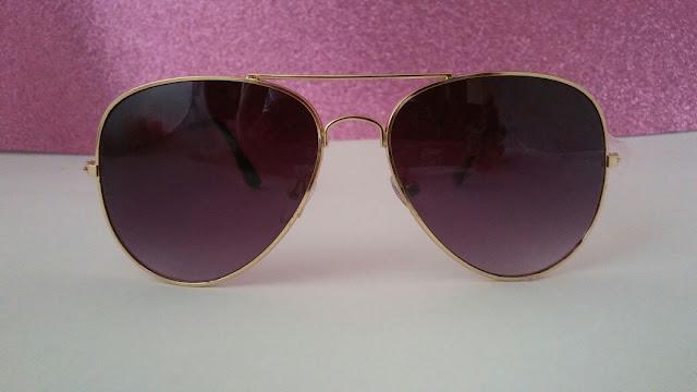 Óculos Feminino tipo ray ban