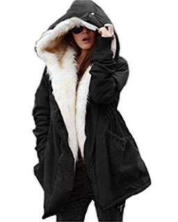 Roiii Women Military Winter