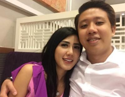 Profil Pablo Putera Benua dan istri