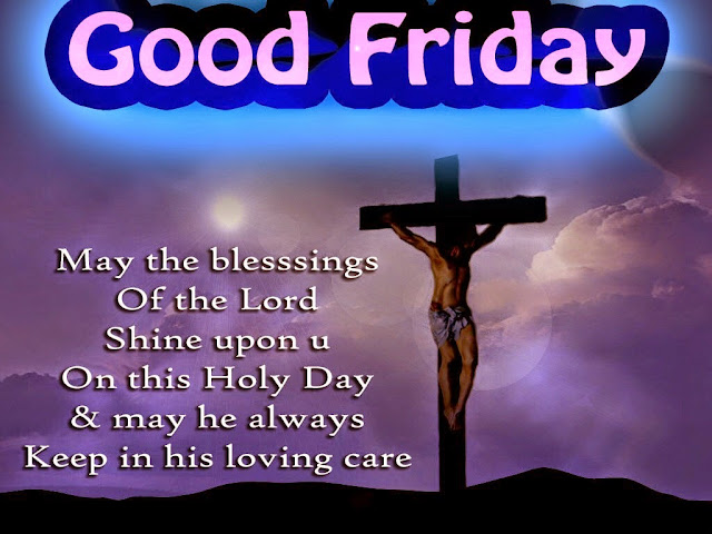 Good Friday blessing Wallpaper