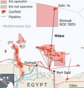 gas field 'Zohr'