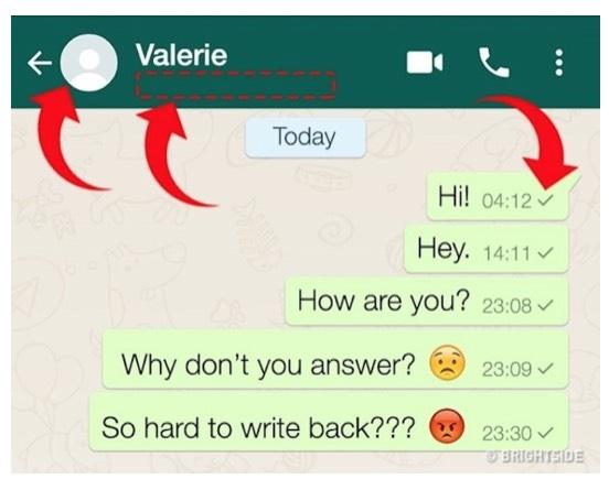 11 Fungsi Rahsia WhatsApp