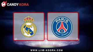 مباراة ريال مدريد وباريس سان جيرمان 14-02-2018 دوري أبطال أوروبا