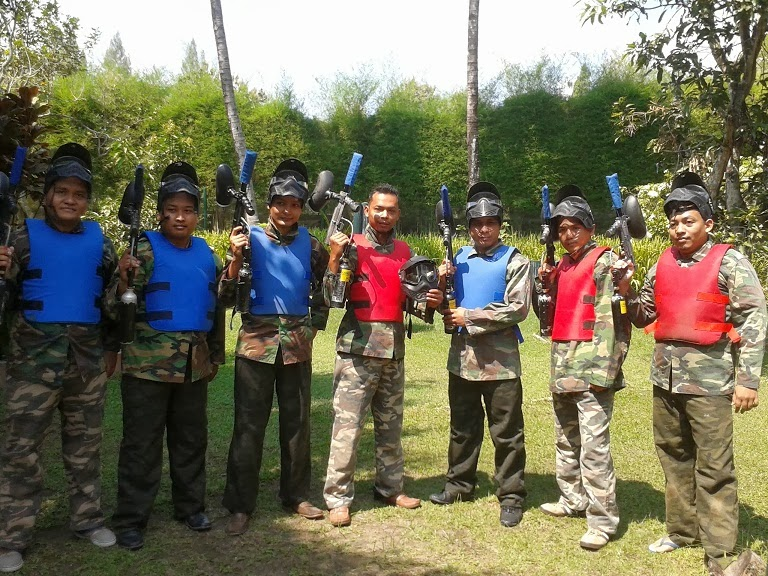 Paintball Jogja
