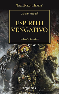 The Horus Heresy vol.29 - Espíritu Vengativo