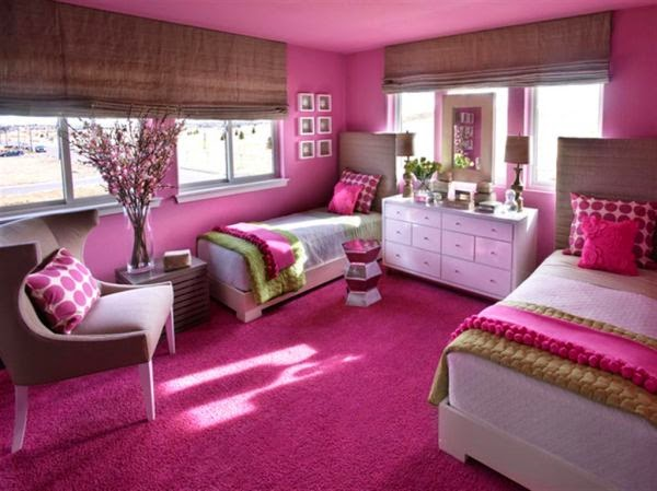Obacht Simple Girl Bedroom Ideas