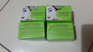 Vege Herbal Cream FPD Day Cream