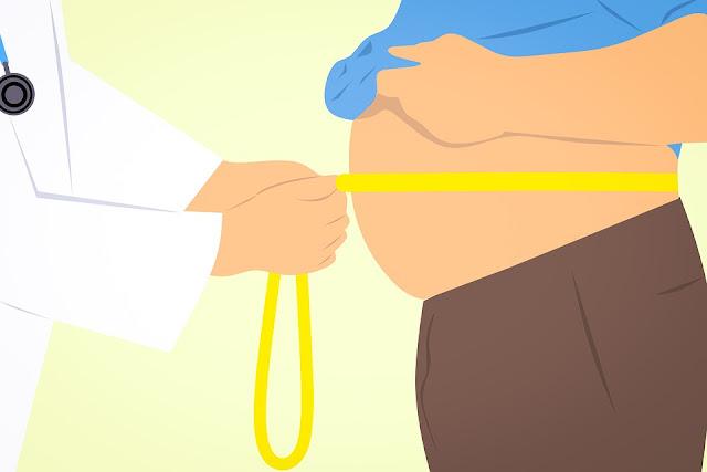 7 problemas de salud relacionados con la obesidad