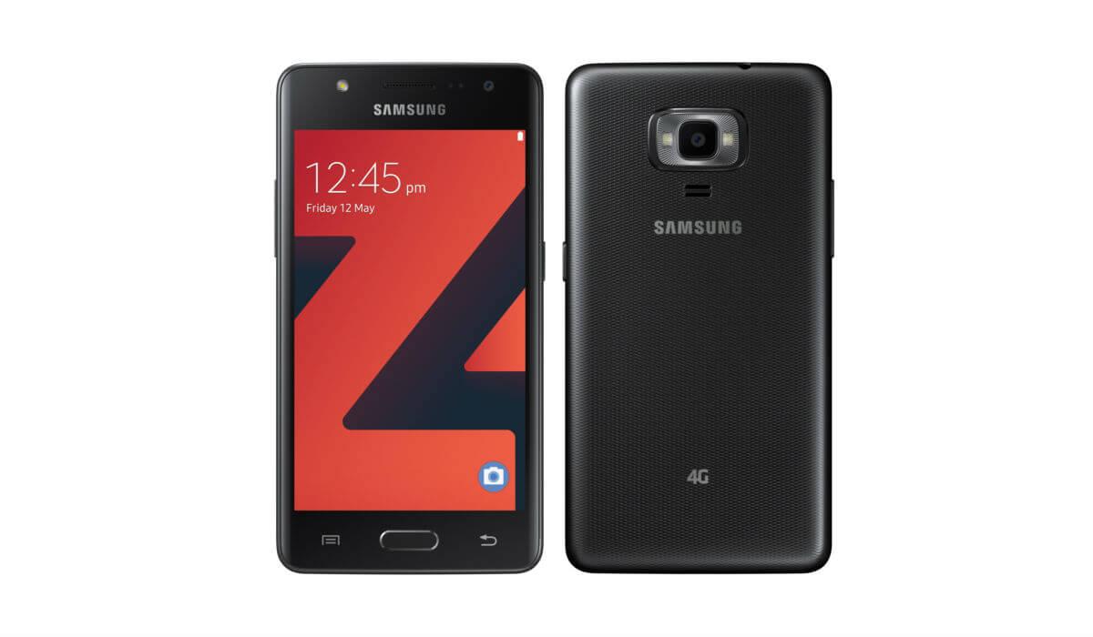 Samsung Z4 dengan OS Tizen 3.0 Resmi Diungkap, Smartphone 4G Sederhana Bagi Pemula