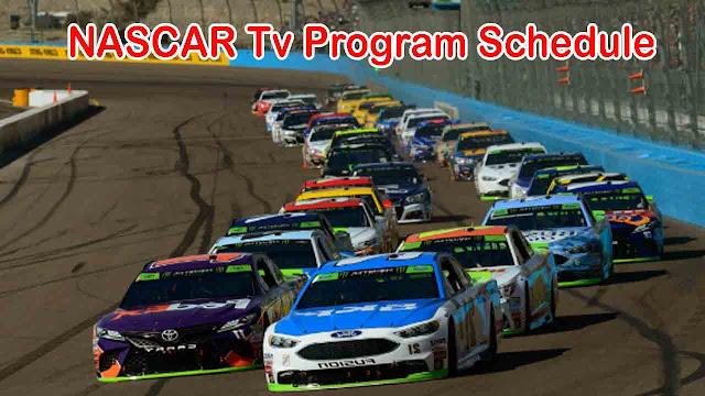 NASCAR TV programs