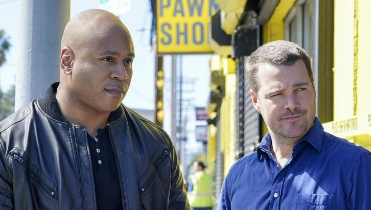 NCIS: Los Angeles - Episode 8.21 - Battle Scars - Promotional Photos & Synopsis
