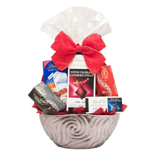 Linkt Planter Gift Basket