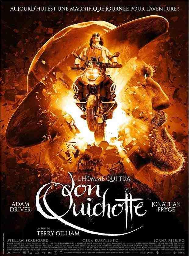 El hombre que mató a Don Quijote (2018)