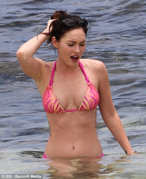 megan fox nude videos