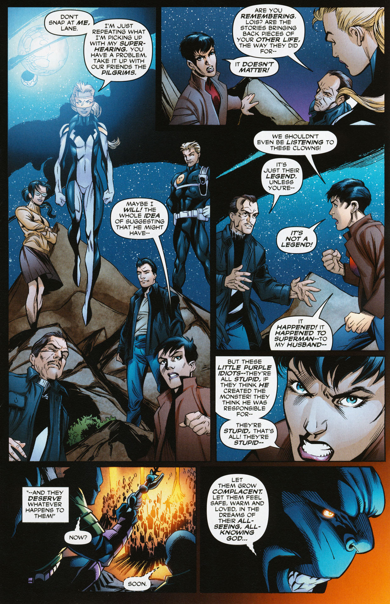 Read online Trinity (2008) comic -  Issue #34 - 10