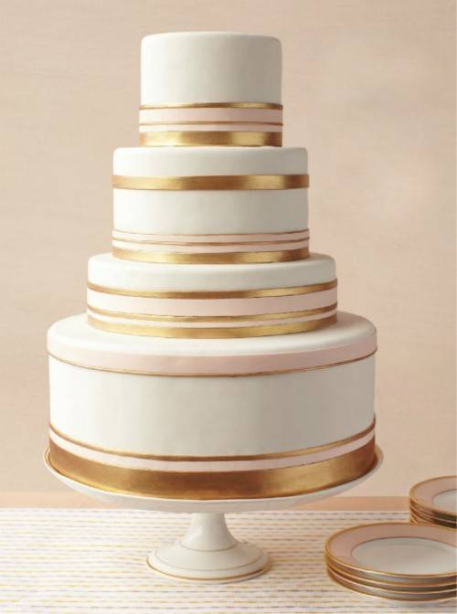 What A Wedding Blog Winter Wedding Cake Inspiration