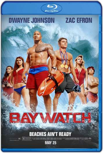 Baywatch: Guardianes de la bahía (2017) HD 1080p y 720p Latino