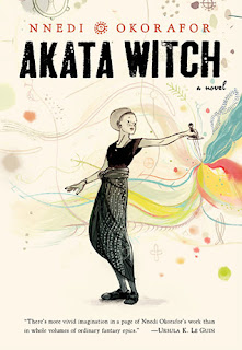 https://www.goodreads.com/book/show/7507944-akata-witch