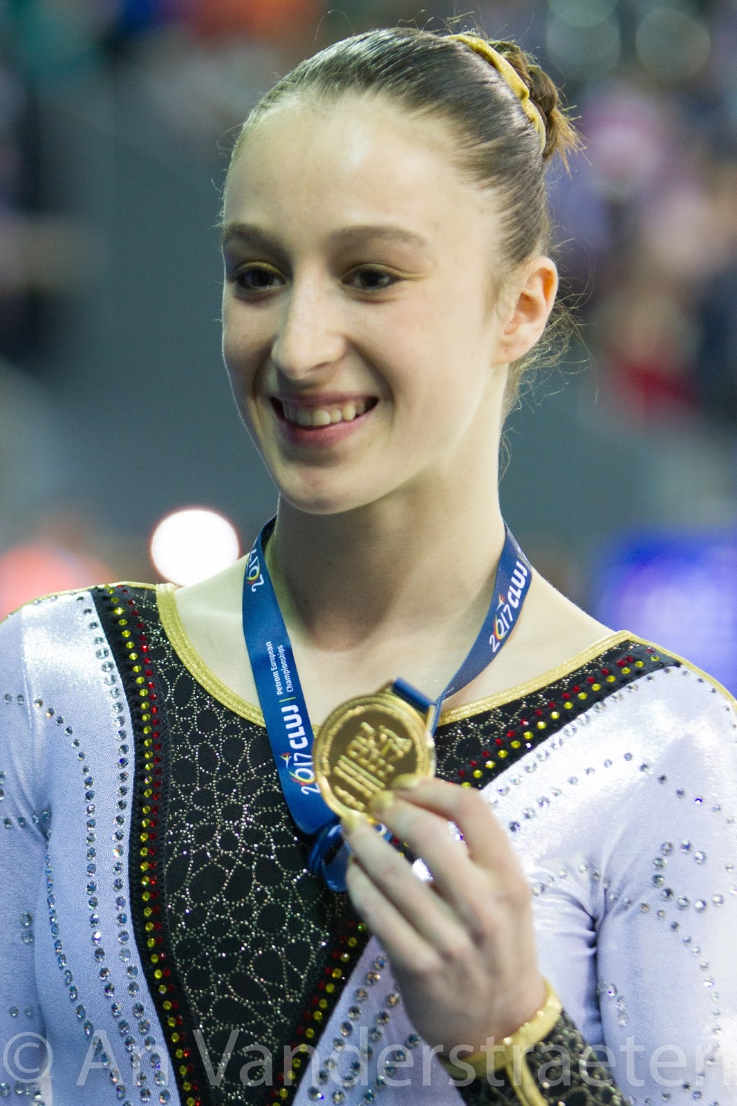 Belgian gymnastics 2017 european championships nina