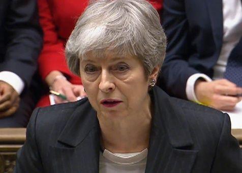 Theresa May propone a la Unión Europea posponer brexit hasta el 30 de junio